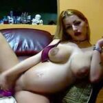 Pregnant Webcam Model Smoking